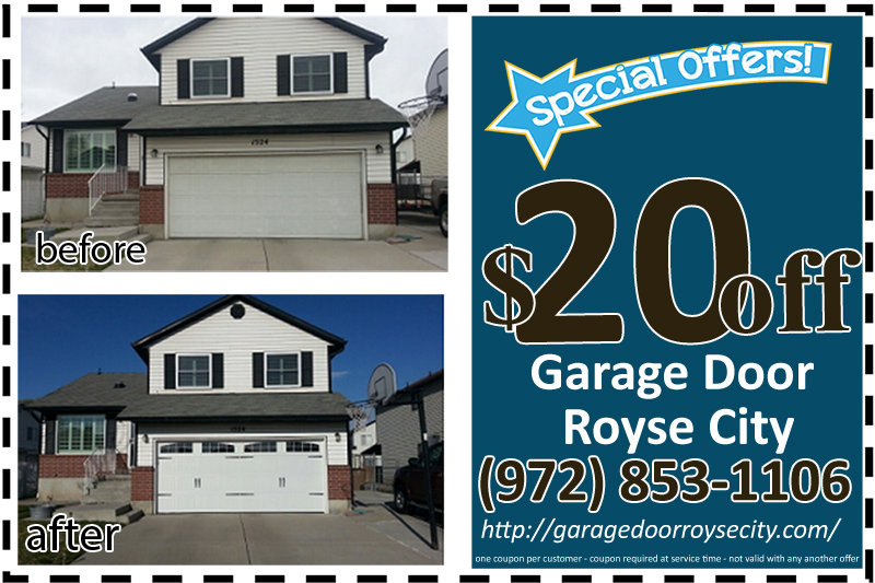Garage Door Royse City Repair Panel And Spring Royse